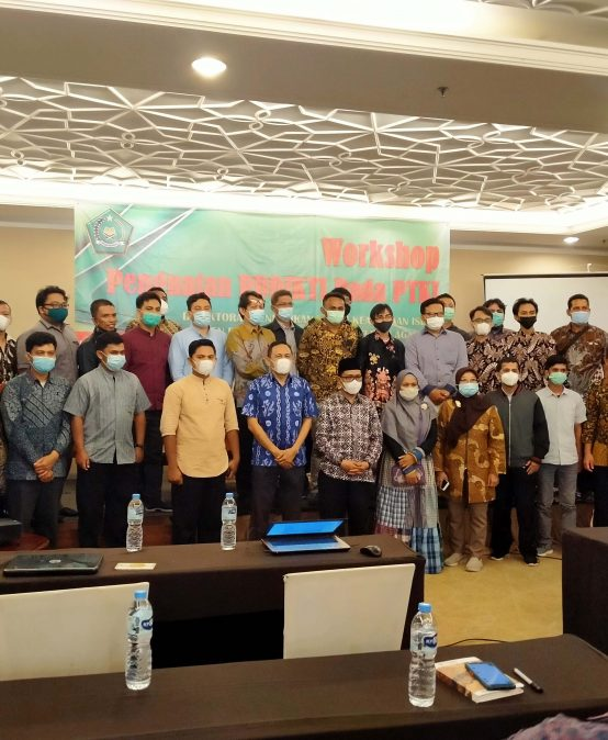 Workshop Evaluasi Pelaporan PDDIKTI PTKIN