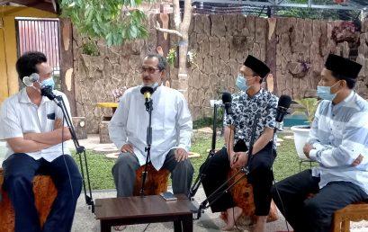 Buka Puasa Bersama, Podcast Channel Youtube Pak WR2 Angkat Tema Pengembangan Teknologi Smart Kampus